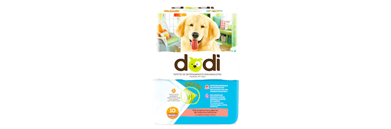 Tapetes de entrenamiento absorbentes para mascotas - Dodi - Zaimella