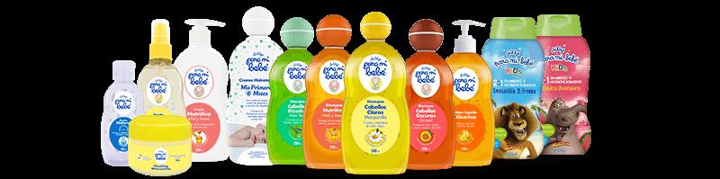 Productos de Cosmética Infantil: Shampoo, Acondicionador, Cremas, Aceites y Vaselinas Childys Para mi bebé