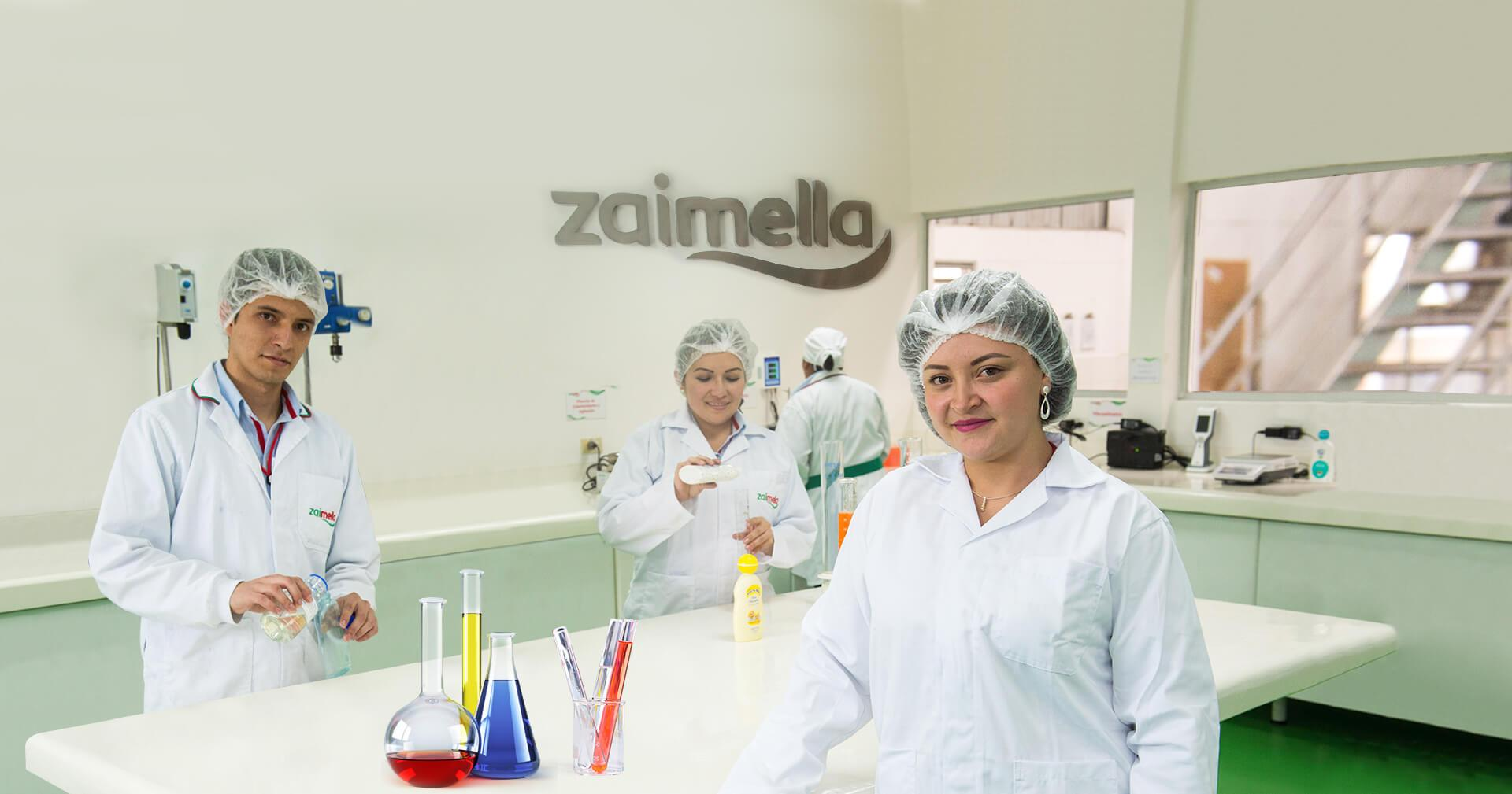 Colaboradores de Zaimella
