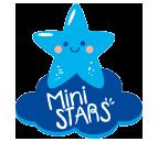 Diapers Mini Stars - Zaimella